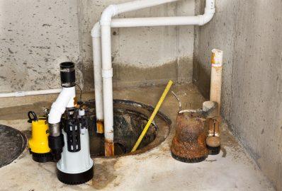 Sump Pump Repair Signs